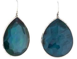 Ippolita Mother of Pearl & Quartz Wonderland Extra Large Teardrop Earrings