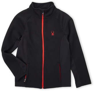 Spyder Boys 8-20) Fleece Lined Zip Jacket