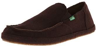 Sanuk Men's Rounder Peacoat Slip-On Loafer