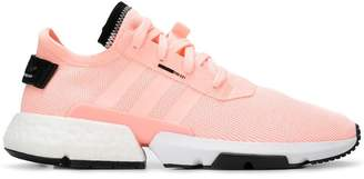 adidas lace-up sock sneakers