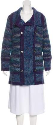 Missoni Double-Breasted Wool Coat