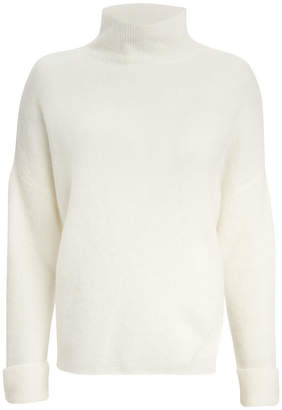 Michelle Mason Oversized Turtleneck Sweater