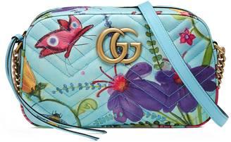 Gucci Unskilled Worker GG Marmont shoulder bag