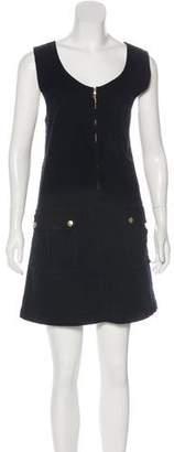 Frame Velvet Corduroy Dress