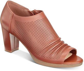 Bella Vita Liza Peep-Toe Shooties Women's Shoes