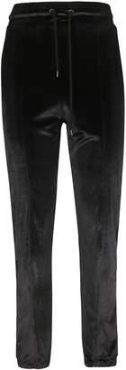 Marcelo Burlon County of Milan Skinny Track Pants