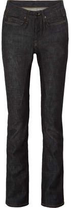 Rick Owens Torrance Slim-leg Jeans - Dark denim