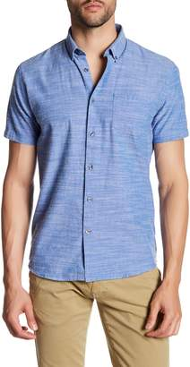 Lindbergh Cotton Short Sleeve Regular Fit Shirt