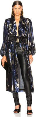 Johanna Ortiz Wasai Lurex Crepe Kimono