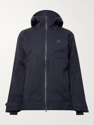 Salomon Qst Guard Hooded Ski Jacket
