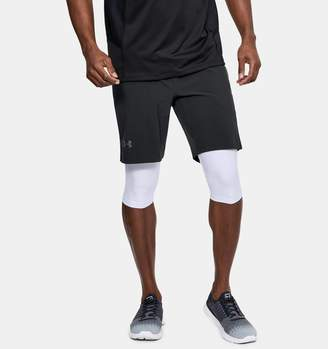 Under Armour Men's UA Speedpocket Long 2-in-1 Shorts