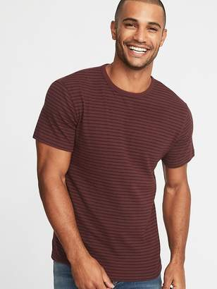 Old Navy Striped Plush-Knit Tee for Men