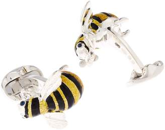 Deakin & Francis Bumble Bee Cufflinks