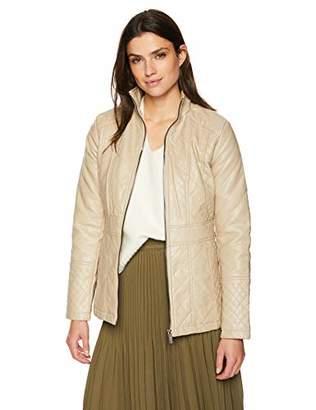 Harve Benard Women's Vegan Leather Jacket