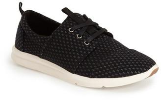 TOMS Del Rey Sneaker $79 thestylecure.com