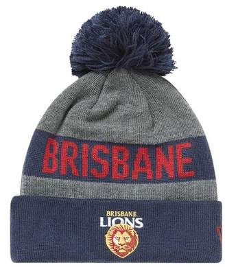 New Era Brisbane Lions 2018 Jake Beanie