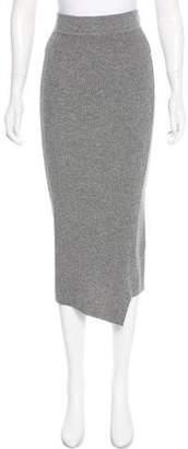 Inhabit Wool Midi Skirt