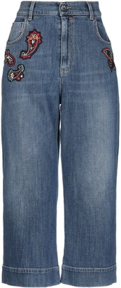 Pinko Denim capris - Item 42754386HL