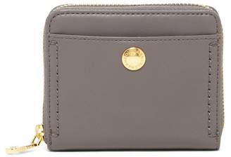 Cole Haan Benson II Leather Zip Around Wallet