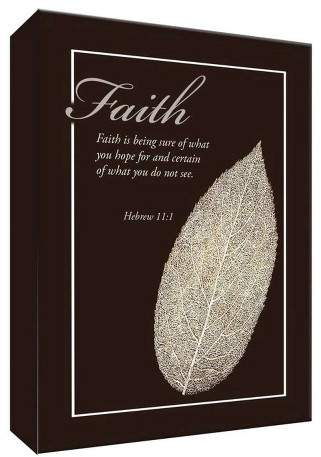 Faith Decorative Canvas Wall Art 11