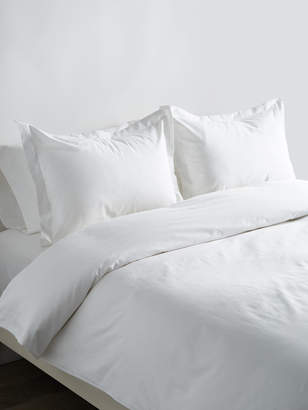 Saks Fifth Avenue Luxe Sateen Cotton Duvet Set