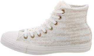 Converse Chevron High-Top Sneakers w/ Tags