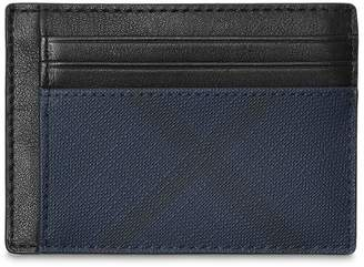 Burberry Check Credit Card Holder