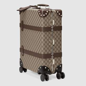 Gucci Globe-Trotter GG carry-on