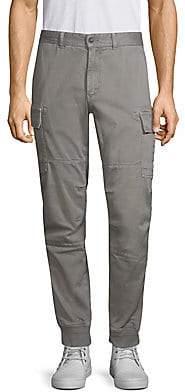 Belstaff Men's Casual Cargo Pants