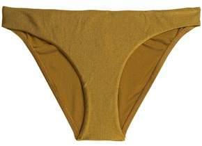 Zimmermann Floral-Print Low-Rise Jersey Bikini Briefs