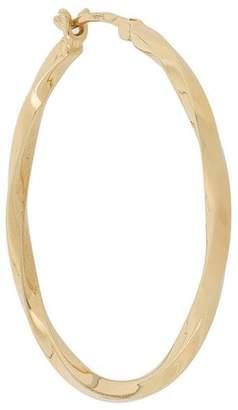 Maria Black medium hoop earring