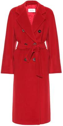 Max Mara Madame wool and cashmere coat