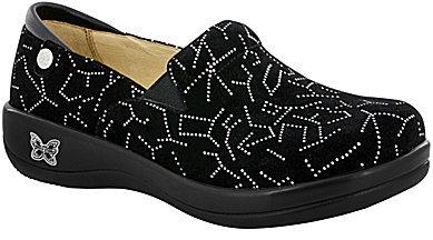 AlegriaAlegria Keli Slip-On Leather Clogs