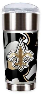NFL New Orleans Saints 24 oz. Vacuum Insulated Stainless Steel EAGLE Party Cup