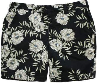 Lords of Harlech - John Short In Black Tropical Print