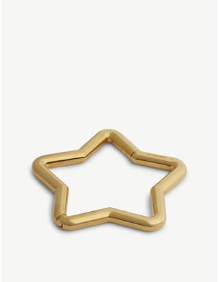 Balenciaga Gold Star Bracelet