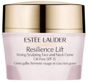 Estee Lauder Resilience Lift Firming/Sculpting Face and Neck Creme Oil-Free Broad Spectrum SPF 15