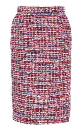 Libertine Spring Bouch Slit Pencil Skirt Size: XS