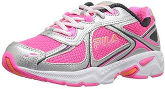 Fila Girls' Quadrix Skate Shoe