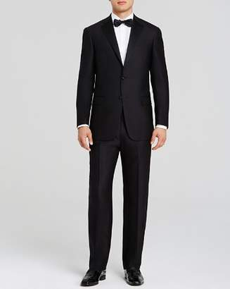 Hart Schaffner Marx Platinum Label Basic Black Classic Fit Tuxedo - 100% Exclusive