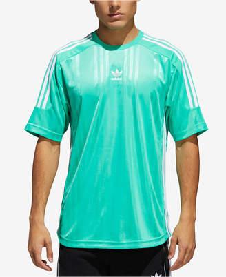 adidas Men's Jacquard Soccer T-Shirt