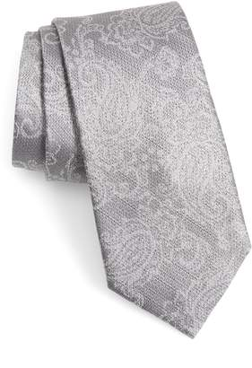 Calibrate Dunsford Paisley Silk Blend Tie