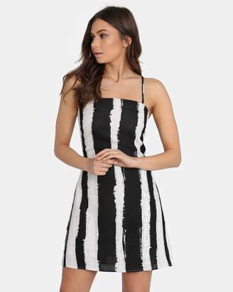 Bessy Tie Back Dress