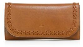 Chloé  Chloe Hudson Continental Leather Wallet