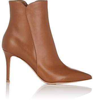 Gianvito Rossi Women's Levy Leather Ankle Boots