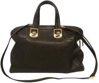 Fendi Chameleon leather handbag