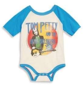 Rowdy Sprout Baby's Tom Petty Raglan Bodysuit