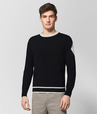 Bottega Veneta NERO CASHMERE SWEATER