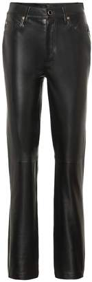 KHAITE Victoria leather pants