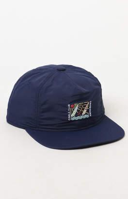 Barney Cools Amphibian Nylon Snapback Hat